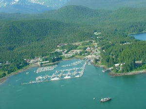 Auke Bay Lake Alaska things to do Juneau